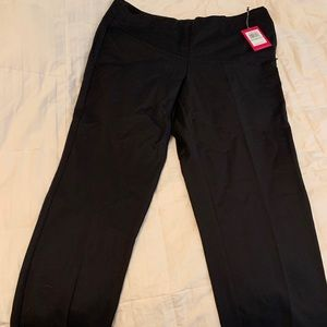 Brand new Vince Camuto black trousers